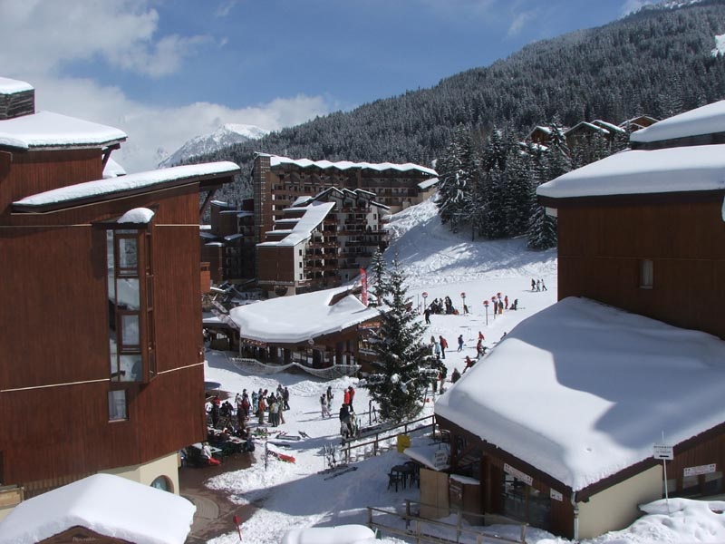 la tania ski hame chalet resort